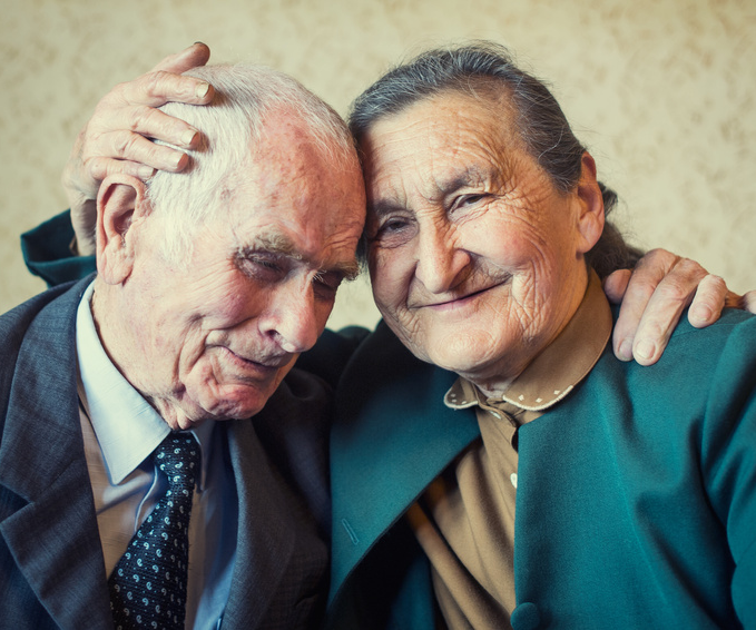 Sorgenfrei das Alter genießen